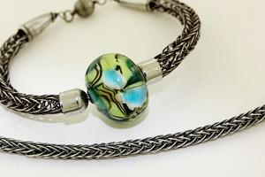 Viking Knit Jewelry Class