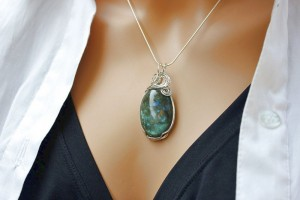 Wire Wrapping Jewelry Class